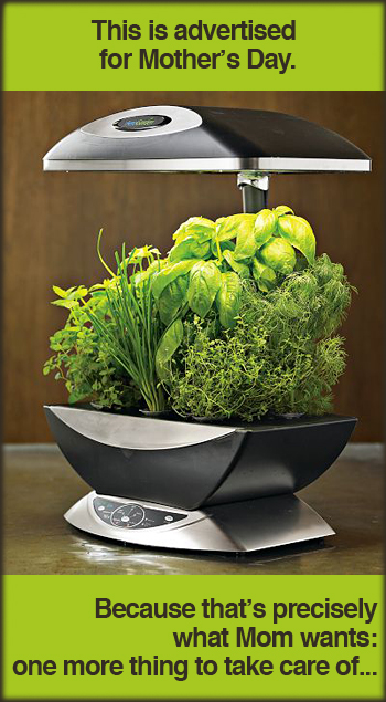 AeroGarden 6 Elite Indoor Garden