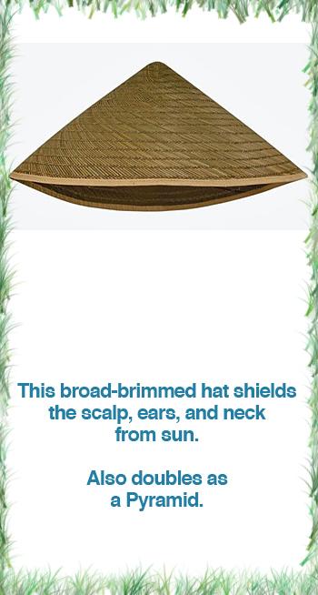 Asian Sun Hat