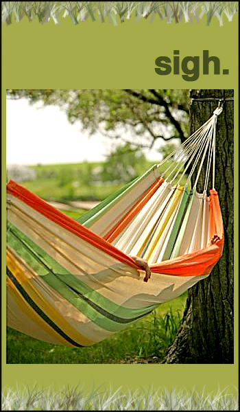 Brazilian Fabric Hammock