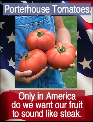 Burpee Exclusive Tomato Seeds.