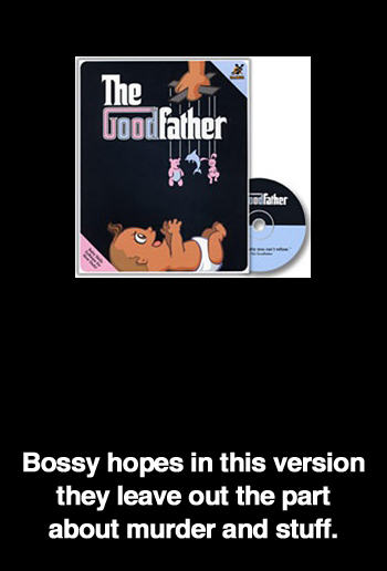 The Goodfather CD