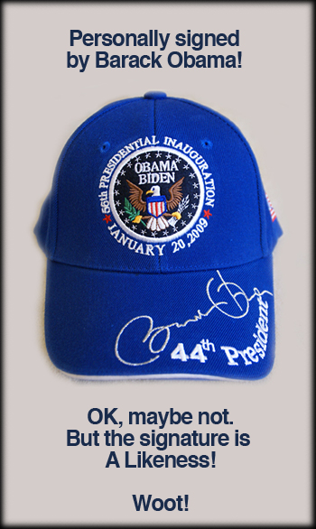 56th Presidential Inauguration Hat