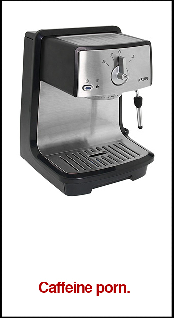 Krups Pump Espresso Machine