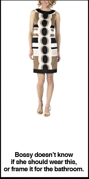 Merona Collection Boatneck Dress