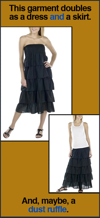 Mossimo Tiered Dress
