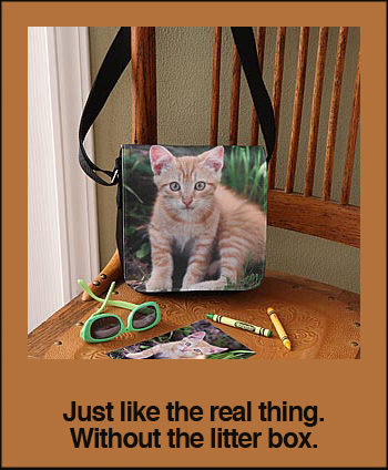 Picture It Customized Pet Photo Purse