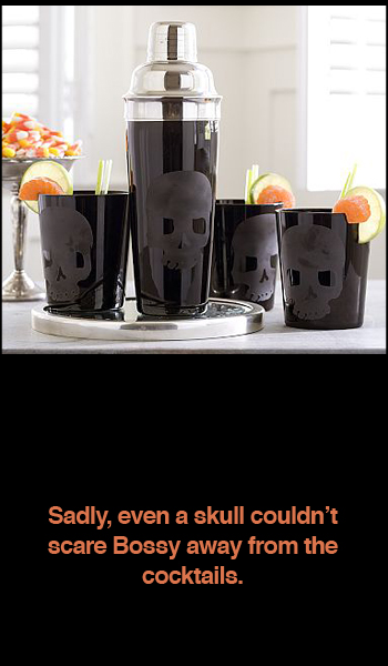 Skull Cocktail Collection
