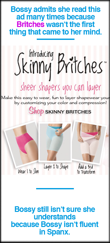 Skinny Britches Spanx