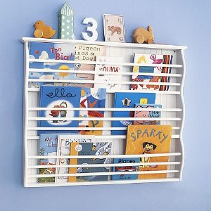 Catalinabookrack Jpg Pottery Barn Also Offers The Catalina Wall Hanging Book Rack