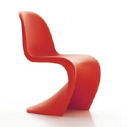 Superieur The Panton Chair Is A Classic Chair For Adults Which Is Why I Love It  Shrunk Down 25% For Kids. The Colors Are Stunning And Check Out How Much Fun  Kids Have ...