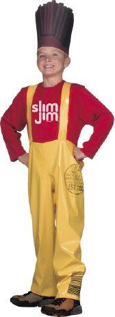 Slim Jim Costume