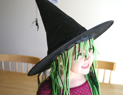 Embellish Your Witch's Hat