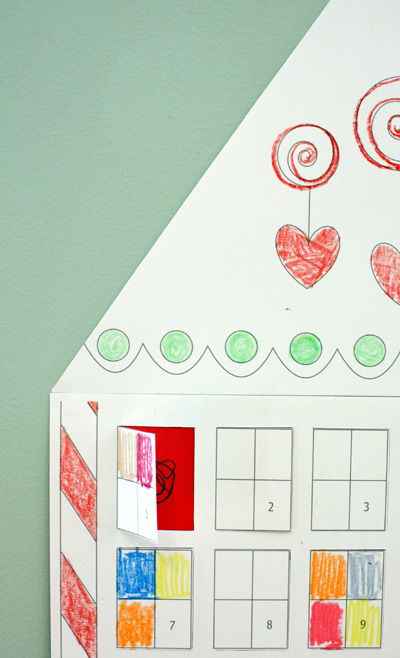 diy holiday advent calendars alpha mom. Black Bedroom Furniture Sets. Home Design Ideas