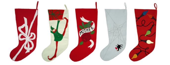 Hable Christmas Stockings