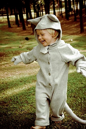 'Where The Wild Things Are' Halloween!