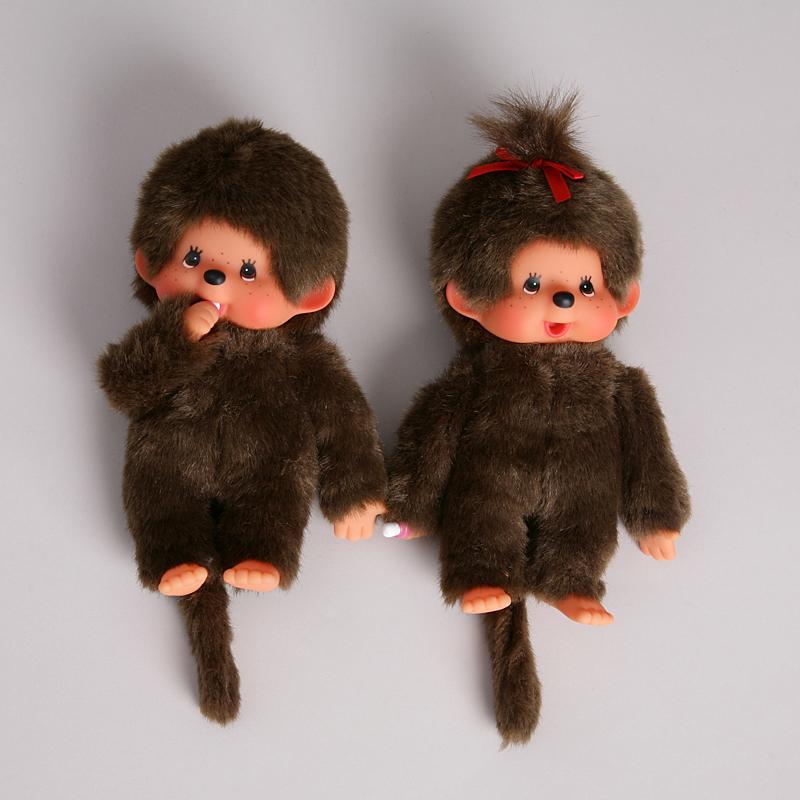 monchichi monkeys