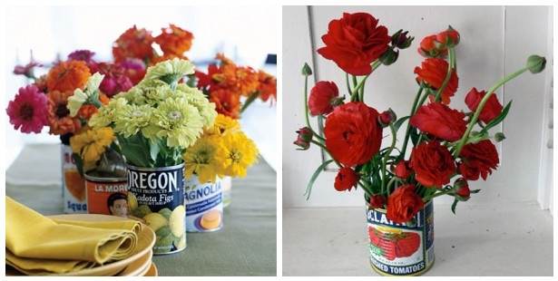 DIY Flower Arrangements for Mother's Day