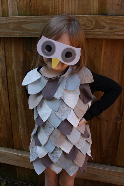 Как сшить новогодний костюм для ребенка без лишних затрат.