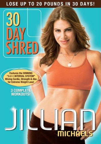 Jillian Michaels is our Fitness Hero