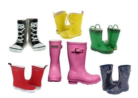 Kids' Rain Boots & Wellies