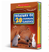 Scholastic Storybook Treasures on DVD