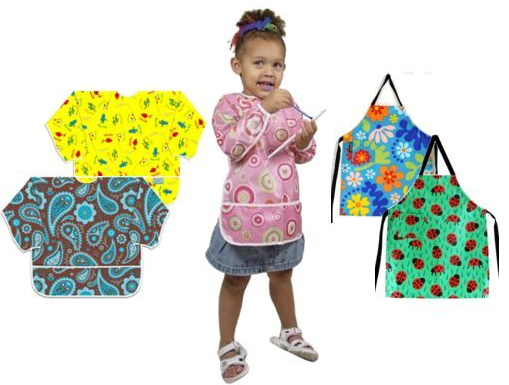 Back-to-School: Art Smocks