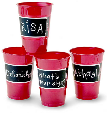 Instant Crowd Pleaser: Etch It Cups
