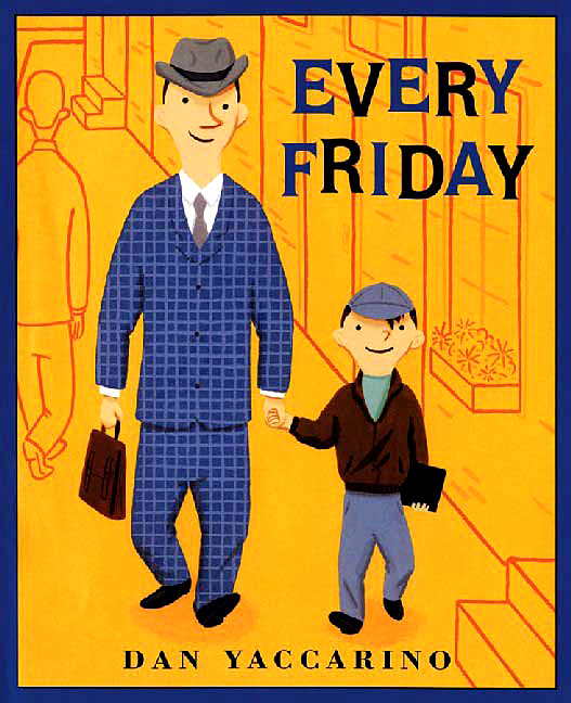 Father's Day Gift: Every Friday Book