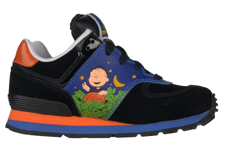 Peanuts' 'Great Pumpkin' Sneakers are Perfect for the Autumn