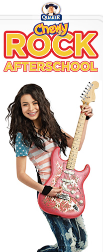 Afterschool Rocks: Win a Miranda Cosgrove Performance for 300