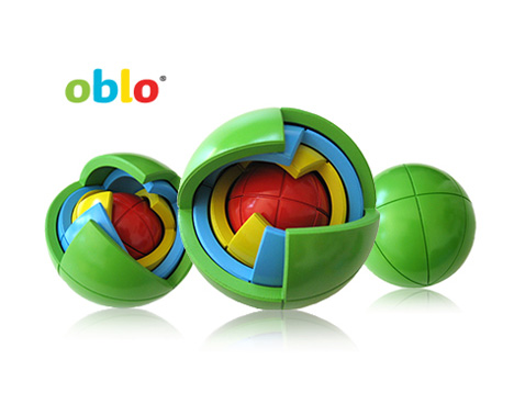 Innovation Week: Oblo Didactic Puzzle