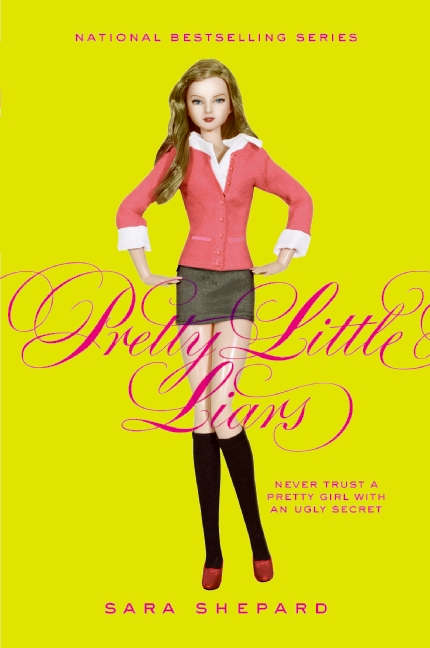 Pretty Little Liars Books: appropriate for tweens?