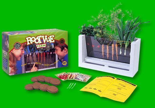Gardening Week: the Root Vue
