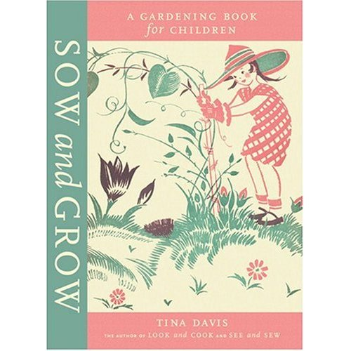Gardening Week: Sow and Grow Book