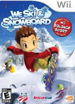 We Ski & Snowboard Video Game Giveaway
