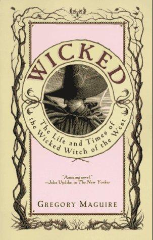 Wicked, the Book: is it age-appropriate for tweens/ teens?