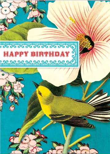 Organize your birthday card list