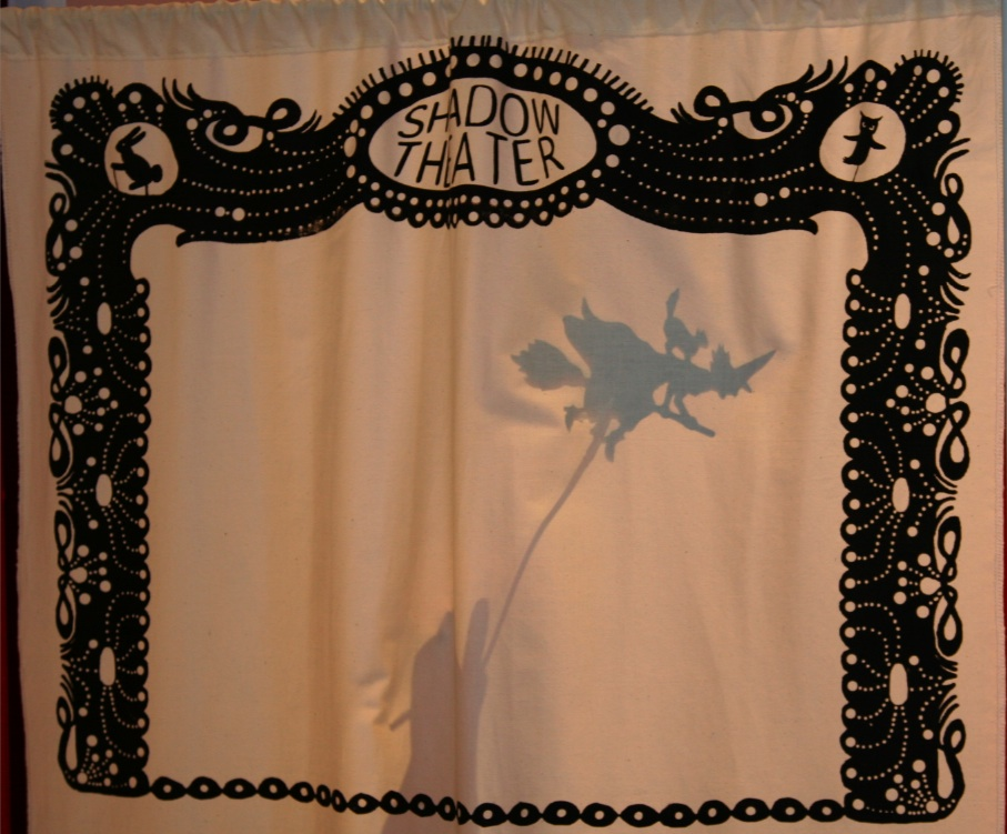 Host a Shadow Puppet Theater
