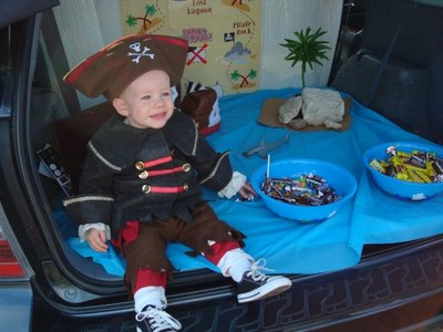Participate in a Trunk or Treat Event