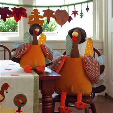 Thanksgiving Turkey Plush Doll Alpha Mom