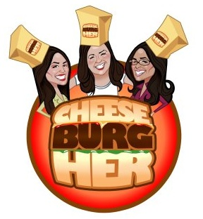 CheeseburgHer Party Logo