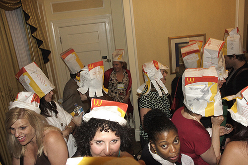 cheeseburgHer%20sea%20of%20paperbag%20heads.jpg