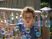 Discovery: Sizzlin' Cool Bubble Machine