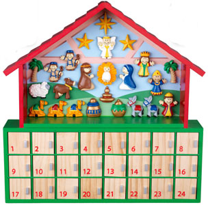 Complete Resource for the Best Advent Calendars | Alpha Mom