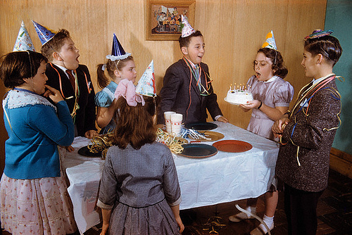 Birthday Parties for the Sensory-Sensitive Child