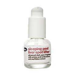 Bliss Sleeping Peel Liver Spot Lifter: Does It Really Do That…Or Anything?