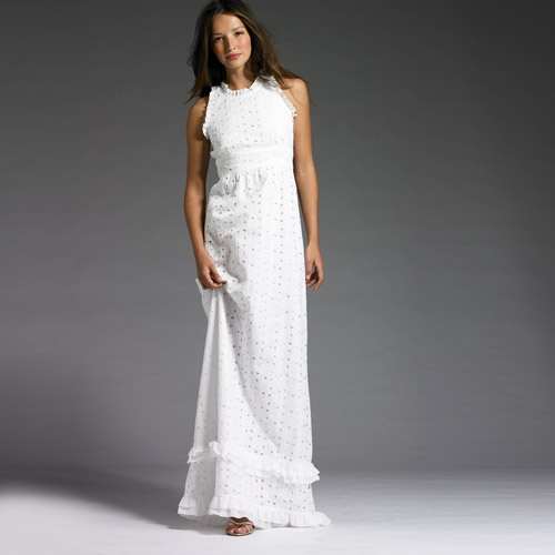 The Off Rack Bride Casual White Dresses For A Beach Wedding