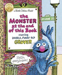 Favorite Monster Books for Halloween