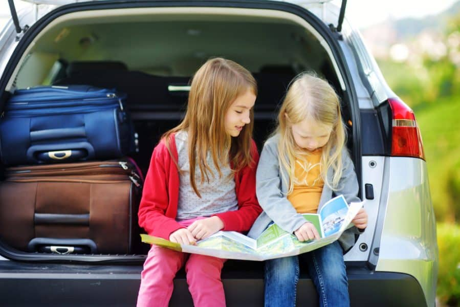 Traveling With Kids: The Best Car Activities, No Electricity Required