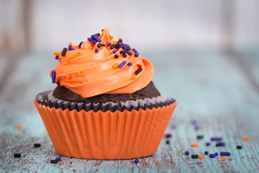 Halloween Cupcake Inspiration